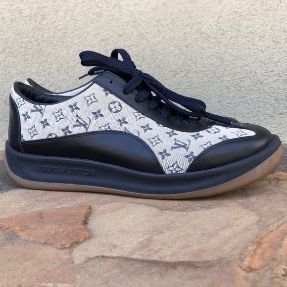 cddde92e6482f Louis Vuitton Idylle monogram sneakers